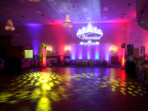 Audio, Visual, and Lighting Services